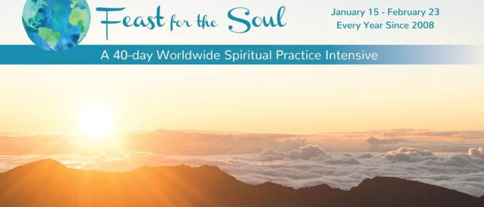 Feast for the Soul – 40 Day Meditation –